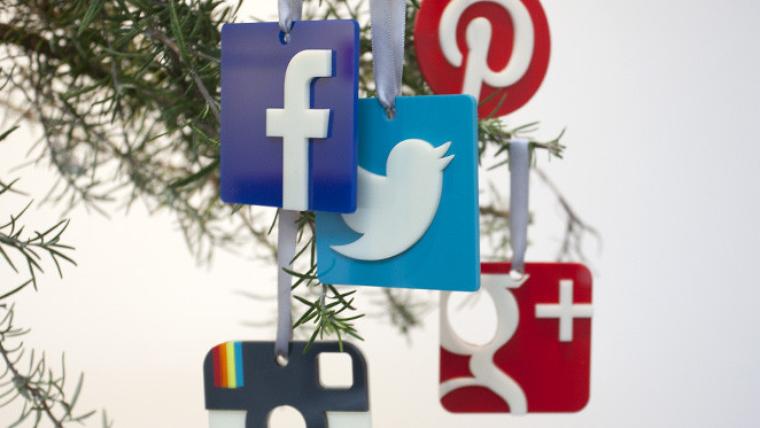 Booster ses réseaux sociaux pendants les fêtes